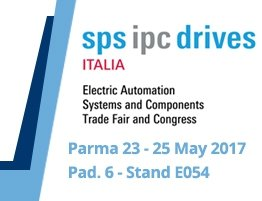 Neri Motori a SPS IPC Drives 2017