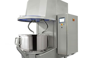 Machines for the food processing industry