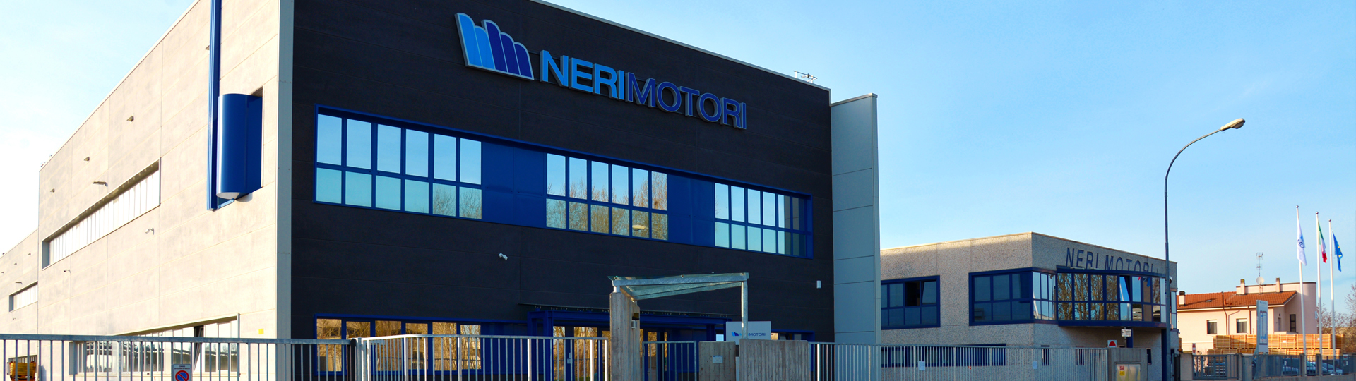 Three-phase induction motors - Neri Motori S.R.L.